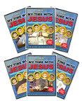 My Time With Jesus DVD Set - Catholic Children's Animated Video Series From EWTN