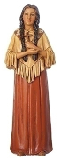 Saint Kateri Tekakwitha Statues