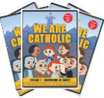 We Are Catholic EWTN DVD Children's Animated Video Series - 11 Volume DVD Set - 30 Min. Each