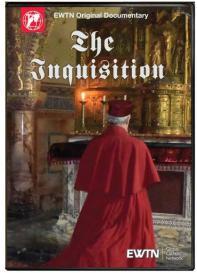 The Inquisition DVD Set - 2 Hours - EWTN Original Documentary