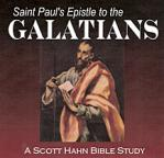 St. Pauls Epistle To The Galatians Audio CD Set - Dr. Scott Hahn