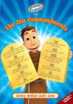 Brother Francis The Ten Commandments DVD Video - 30 min. - Animated Video Series