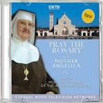 Pray The Rosary With Mother Angelica & The Nuns Audio CD Set