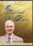 The Fulfillment of All Desire - 4 DVD Set  - Ralph Martin - EWTN Video Series