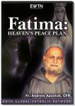 Fatima: Heaven's Peace Plan DVD Video Set - Fr. Andrew Apostolli - As Seen On EWTN