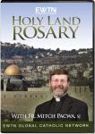 Holy Land Rosary DVD With Fr. Mitch Pacwa, SJ - 80 Minutes - As Seen On EWTN