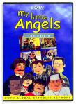 My Little Angels - The Saints DVD Video - 30 Min. - EWTN Childrens Animated Puppet Series
