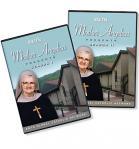 Mother Angelica Presents DVD - Seasons I & II - EWTN Video Series - 2 DVD Set - 6 1/2 Hours