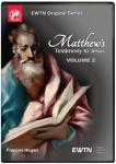 Matthew's Testimony To Jesus DVD Video Set - Frances Hogan - As Seen On EWTN