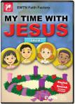 Advent DVD - My Time With Jesus EWTN DVD Animated Video Series - 30 min.