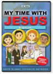 Baptism DVD - My Time With Jesus - EWTN Childrens Animated Television Series