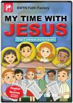 Communion of the Saints DVD - My Time With Jesus EWTN DVD Animated Video Series - 30 min.