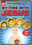 First Saturdays For Kids DVD - My Time With Jesus EWTN DVD Animated Video Series - 30 min.