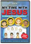 Guardian Angels DVD - My Time With Jesus - EWTN Animated Childrens Television Series