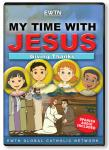 Giving Thanks DVD - My Time With Jesus - EWTN Childrens Animated Television Series