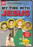 First Holy Communion DVD - My Time With Jesus EWTN DVD Animated Video Series - 2 Hours