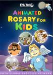Animated Rosary for Kids DVD Video - 2 DVD Set - As Seen On EWTN - 1 Hour