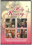The Holy Rosary In Stained Glass DVD Video - As Seen on EWTN