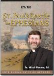St. Pauls Epistle To The Ephesians DVD - Fr. Mitch Pacwa - As Seen On EWTN