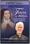 Teresa of Avila - Personality & Prayer DVD Set - Fr. Thomas Dubay - As Seen On EWTN