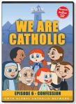 We Are Catholic - Confession DVD Video - 30 Min. - From EWTN Childrens Animated Series