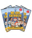 We Are Catholic EWTN DVD Childrens Animated Video Series - 11 Volume DVD Set - 30 Min. Each