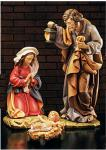 Holy Family Nativity Set - 3 Piece - Joseph is 36 Inch - Resin