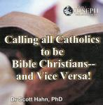 Calling All Catholics To Be Bible Christians Audio CD Set - Dr Scott Hahn