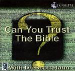 **** Discontinued **** NO LONGER AVAILABLE **** Can You Trust The Bible - 6 Audio CD Set - Dr Scott Hahn