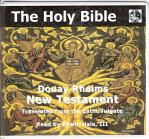 Douay Rheims New Testament Audio CD Set