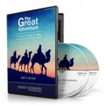 Great Adventure Bible Study - 4 Audio CD Set with Study Guide - Jeff Cavins