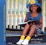 Homeschool Live Interviews - 2 Audio CD Set - Karen Wood & Laura Berquist