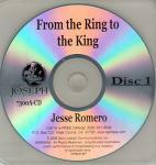 Jesse Romero Conversion Story Audio CD