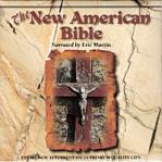 New American Catholic Bible New Testament Audio - 14 CD Set - Read by Eric Martin
