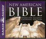 New American Bible New Testament Audio - 17 CD Set - Read by Buck Ford