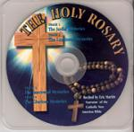 Audio Rosary CD - Narrated by Eric Martin