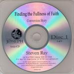 Steven Ray Conversion Story Audio CD