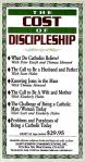 Cost Of Discipleship - 6 Audio Cassette Set- (Kreeft- Howard- Hahns)