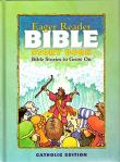 Eager Readers Bible Story Book - Catholic Edition - Hardcover Book