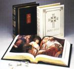 Catholic Family Bible - Revised Standard Version RSV-CE - Black Padded Hardcover Book