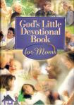 Gods Little Devotional Book For MOM - Hardcover Book
