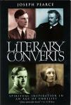 Literary Converts - Hardcover Book - Joseph Pearce