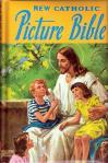 New Catholic Picture Bible - Hardcover Book - Rev. L.G. Lovasik