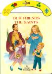 St Joseph Handled Board Books - Our Friends The Saints