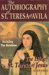 Autobiography of St Teresa of Avila - Softcover Book