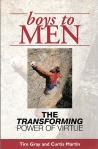 Boys To Men - Softcover Book - Curtis Martin and Tim Gray