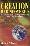 Creation Rediscovered - Softcover Book - Gerard Keane
