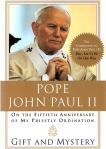 Gift & Mystery - Softcover Book - Pope John Paul II
