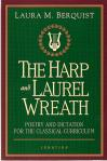 Harp and Laurel Wreath - Softcover Book - Laura Berquist