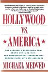 Hollywood vs America  - Softcover Book - Michael Medved